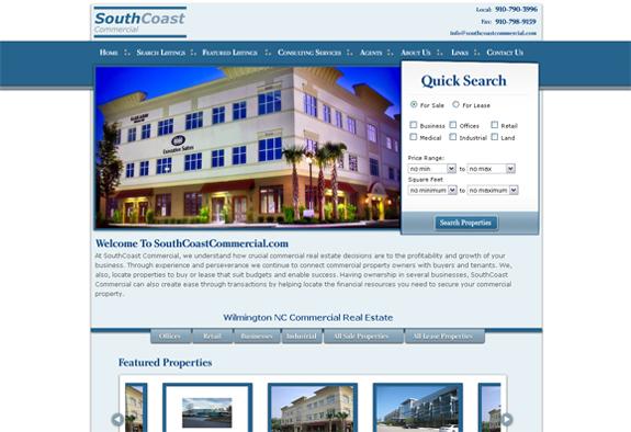 Wilmington NC Web Design & Internet Marketing | SEO