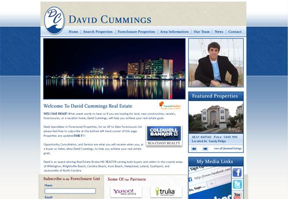 Wilmington NC Web Design