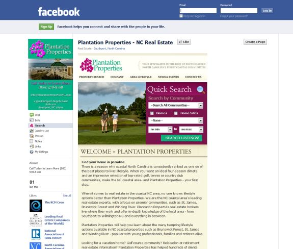Facebook-MLS-Search