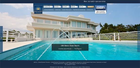 Website Design Wilmington NC