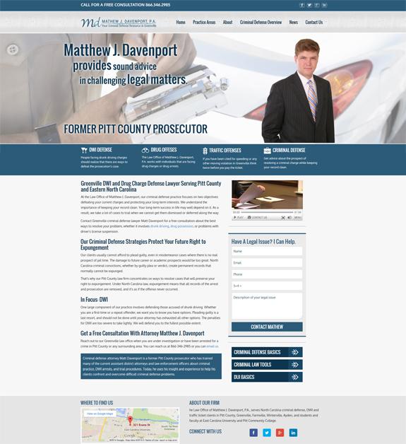Web Design Wilmington NC
