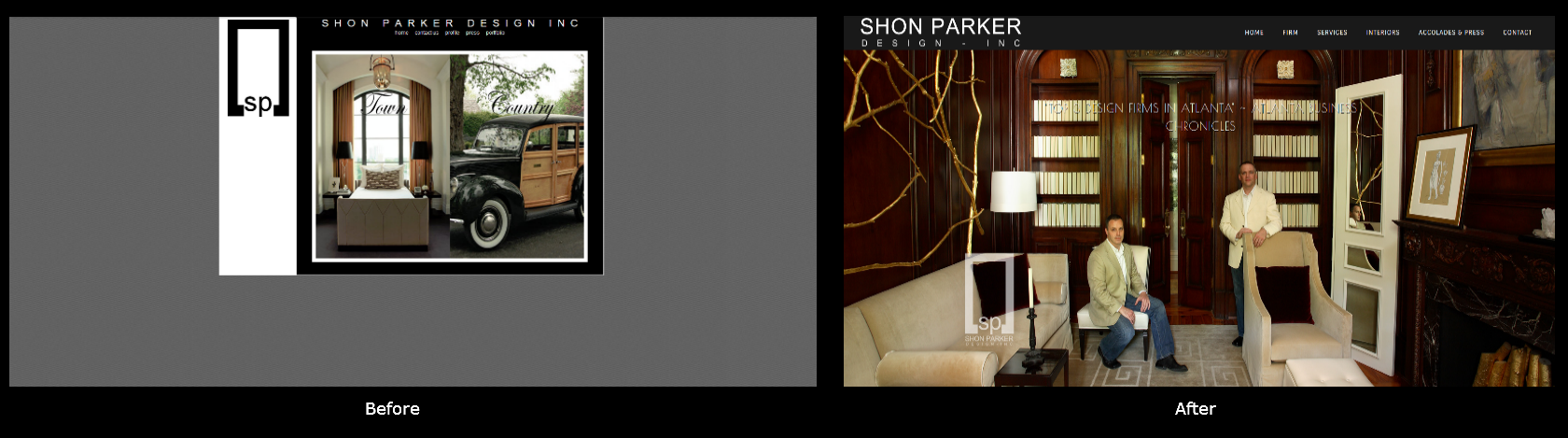 Shon Parker Before and After