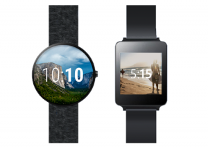 Android Wear OneDrive
